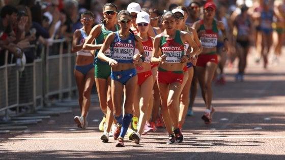 Atletica, Mondiali&#x3b; è finalmente Italia: Palmisano bronzo nei 20 km di marcia