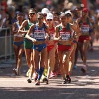 Atletica, Mondiali; è finalmente Italia: Palmisano bronzo nei 20 km di marcia