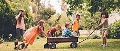 Bambini, i giochi da fare in vacanza  che aiutano a crescere   Foto