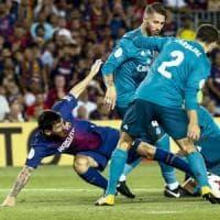 Spagna, Supercoppa: Il Real Madrid vince a Barcellona 3-1