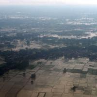 Nepal, alluvioni devastano il sud: abitazioni sommerse dall'acqua
