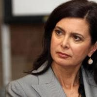 """Laura Boldrini contro gli haters: """"Denuncio chi mi insulta"""". E lancia l'hashtag di..."""