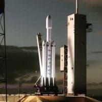 Space X, un nuovo lancio verso la Stazione Spaziale Internazionale