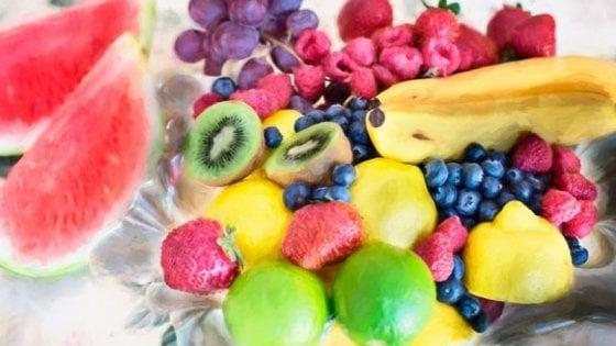 Il bello della frutta si vede sulla pelle