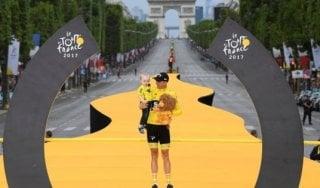"""Ciclismo, Froome: """"Vuelta brutale, ma punto alla doppietta con il Tour"""""""