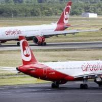 Air Berlin: la compagnia dichiara bancarotta, ma i voli sono garantiti