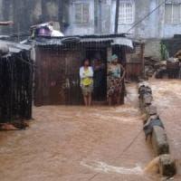 """Sierra Leone, appello del presidente in lacrime: """"Abbiamo bisogno di aiuti immediati"""""""