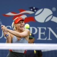 Tennis, uno Slam per Sharapova: wild card per gli Us Open