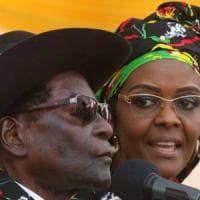 Grace Mugabe aggredisce modella in Sudafrica e se ne ritorna in Zimbabwe