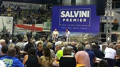 """Salvini: """"Mi dicevano razzista e fascista,  ma su migranti e ong avevo ragione io"""""""