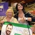 Polenta e zuccherini all'alcol: il battesimo di Elisa Isoardi come 'first lady' di Salvini