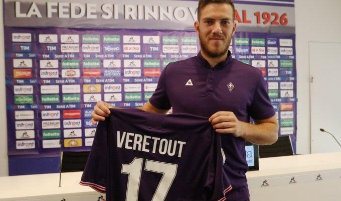 """Fiorentina, Veretout: """"In Italia calcio complicato, però mi piacciono le sfide"""""""