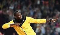 Bolt e il sogno calcio Provino dalla B inglese