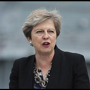 """Brexit, governo May: """"No visti per viaggiatori Ue in Gb"""""""