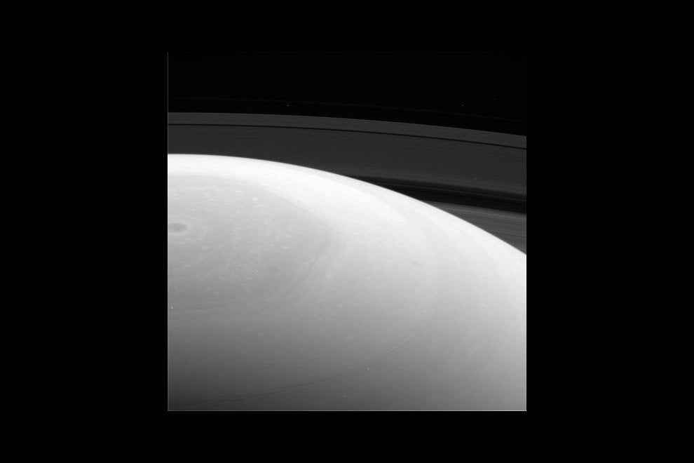 Cassini, cartoline (mai viste) da Saturno