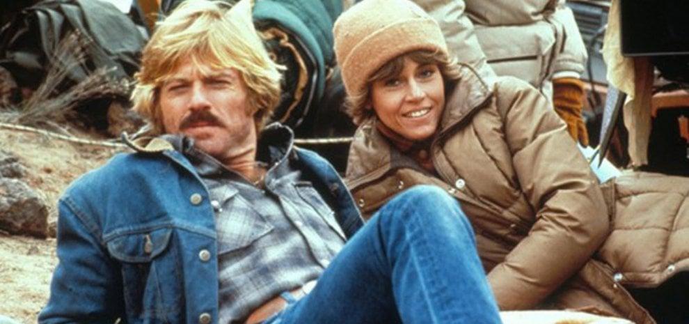 """Fonda e Redford, due leoni ottantenni: """"È stato come far l'amore con un vecchio amante"""""""