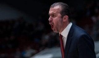 """Basket, Olimpia Milano, al via l'era Pianigiani: """"Costruire grande futuro"""""""