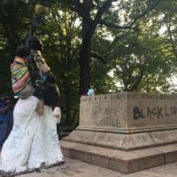 """Trump: """"Rimozione statue distrugge storia del Paese"""""""