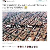 """Attentato sulla Rambla, il dolore del FC Barcellona e di Messi: """"Pensieri alle vittime"""""""
