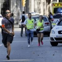 Barcellona, le vittime dell'attentato