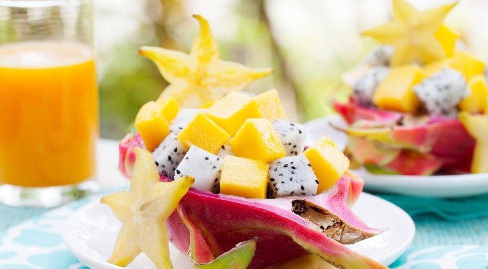 Non solo avocado:  dal babaco al frutto serpente, mini guida alla frutta esotica
