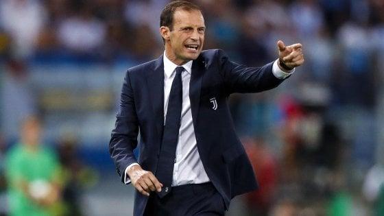 """Juventus, Allegri: """"Noi favoriti? Solo senza presunzione..."""". Ufficiale l'acquisto di Matuidi"""