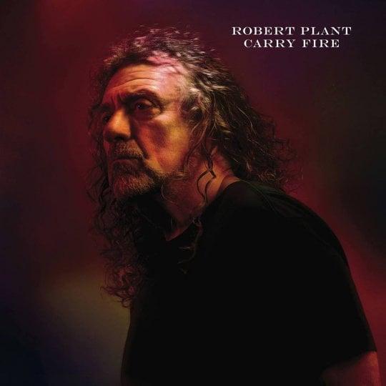 Robert Plant, ecco 'Carry Fire', è pronto il nuovo disco della voce dei Led Zeppelin