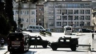 """In Italia misure di sicurezza rafforzate.Viminale: """"Livello di minaccia non cambia"""""""