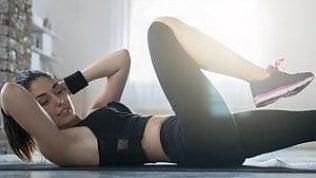 Fitness, ritrovare la forma fisica  I video-tutorial di RSalute