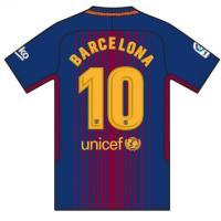 Attentato sulla Rambla, l'omaggio dei giocatori del Barcelona: maglietta speciale nel match contro il Real Betis
