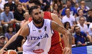 Basket, Italia tutto cuore: Montenegro battuto in rimonta