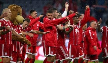 Bayern super, piega il Leverkusen: 3-1 e la VAR assegna il primo rigore