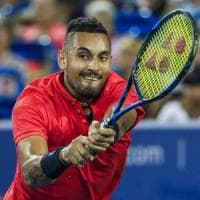 Tennis, Cincinnati: Kyrgios show, Nadal al tappeto. Duello Pliskova-Halep per il trono