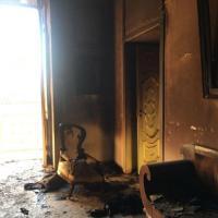 Cosenza, tre morti e decine di opere d'arte distrutte per un incendio