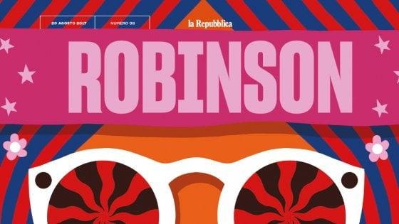 Hippie family: su Robinson in edicola domenica 20 agosto