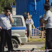 Siberia, ferisce col coltello 8 passanti: ucciso da polizia. Isis rivendica attentato