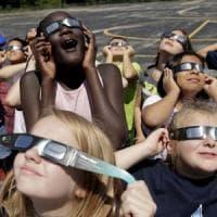 Lunedì la Great American Eclipse, c'è lo streaming della Nasa