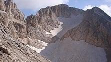 Siccità, sparito il ghiacciaio del Calderone