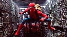 Come Spiderman, una supertela grazie al grafene  di ELENA DUSI