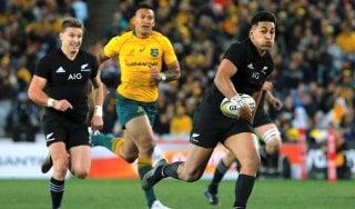 Rugby, gli All Blacks vincono in Australia, Sudafrica ok con i Pumas