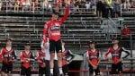 Bmc show, Dennis primo leader, Aru e Nibali dietro Froome