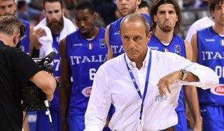 Basket, passo indietro Italia: azzurri travolti dal Belgio