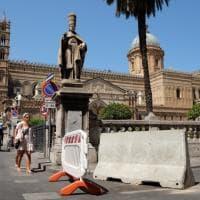 Terrorismo, da Milano a Palermo: dopo Barcellona installate nuove barriere stradali