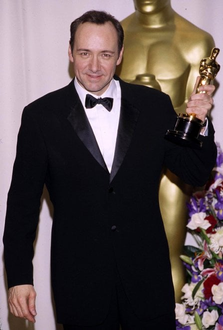 Kevin Spacey dall'Oscar al Presidente Underwood. E ora è il boss del 'Baby Driver'