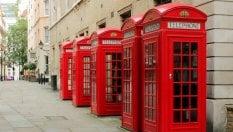 Regno Unito, addio alle cabine telefoniche. British Telecom le dimezzerà nei prossimi 5 anni