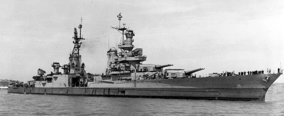 Ritrovato il relitto della Uss Indianapolis, la nave che trasportò la prima bomba atomica