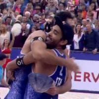 Beach volley, Europei: Lupo-Nicolai si confermano campioni