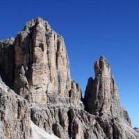 Montagna, incidente sul Gruppo del Sella: alpinista muore, ferito compagno