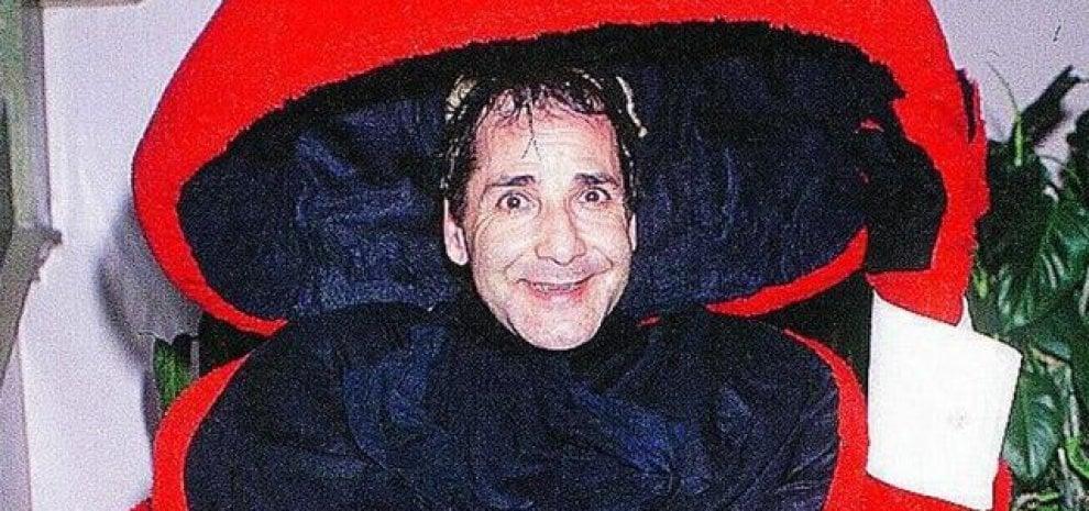 """Morto Gero Caldarelli, il mimo nel Gabibbo. Antonio Ricci: """"E' riuscito a dargli grazia e poesia"""""""