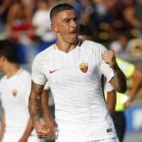 Atalanta-Roma 0-1: Kolarov regala i primi 3 punti a Di Francesco